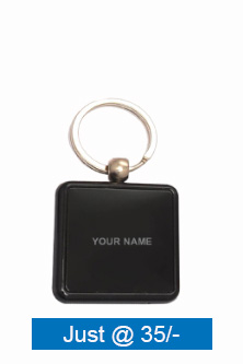 Square-Metal-Plate-Keychain