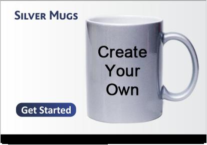 Silver Cofee Mugs