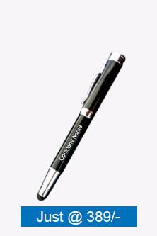 Designer Stylus Pen With Pen Drive