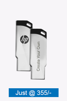 Create Your Own HP Metal Pen Drives