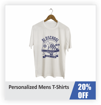 Personalized Men T-Shirts