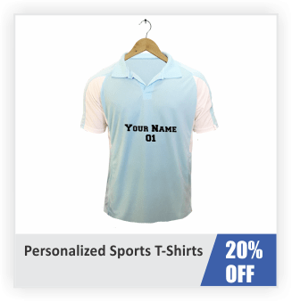 Personalized Sport T-Shirts