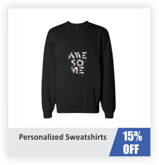 Personalized  Sweatshirts