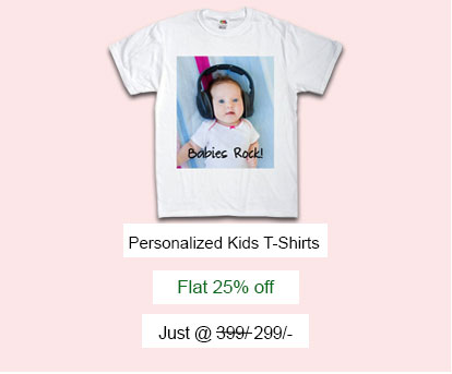 T-Shirts Kids Collection