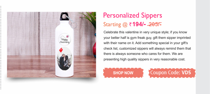 Personalized Sippers