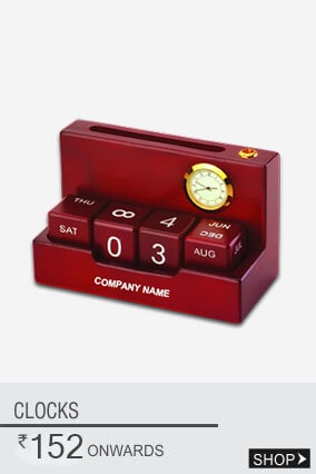Corporate Clocks