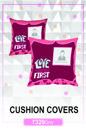 Personalized Cushion Covers