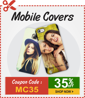 Personalized Mobile Covers