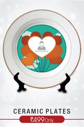 Personalized Ceramic Plates