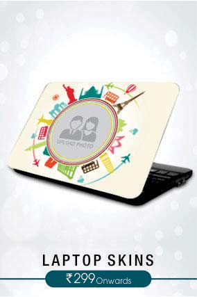 Personalized Laptop Skins