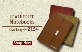 Leatherite Notebooks